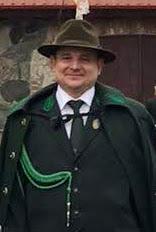 Jarosław Morawiecki strażnik łowiecki
